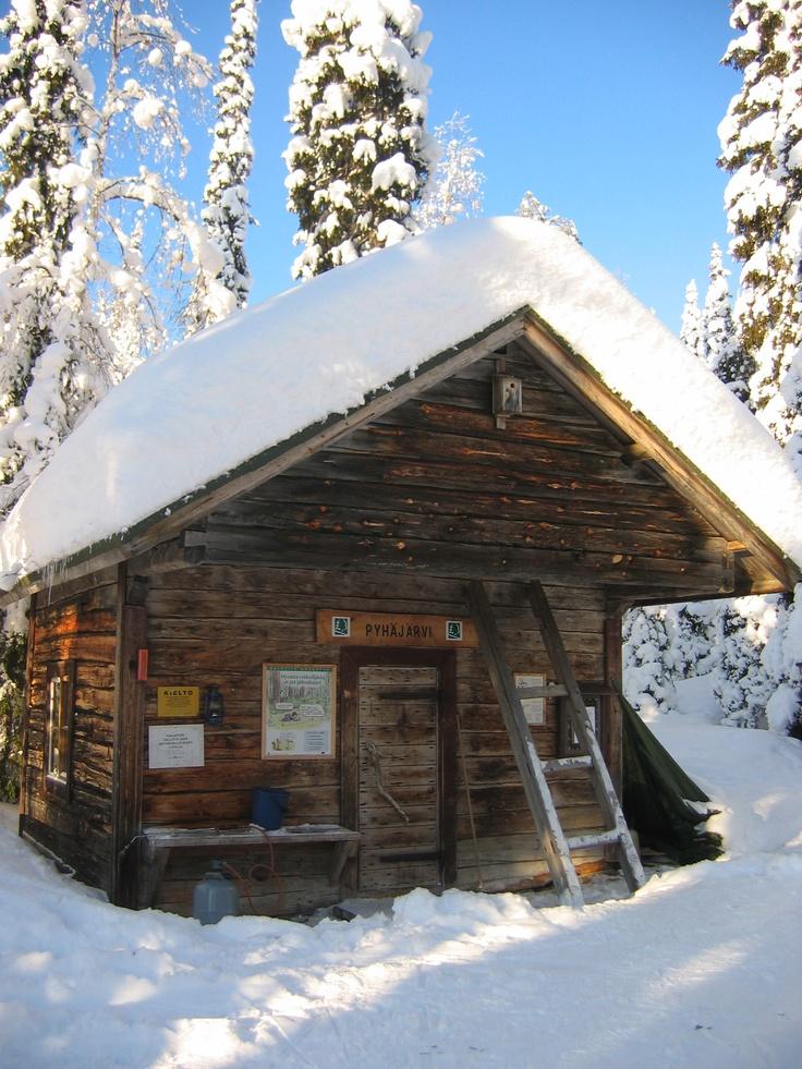 Pyhäjärvi cabin, Ylläs