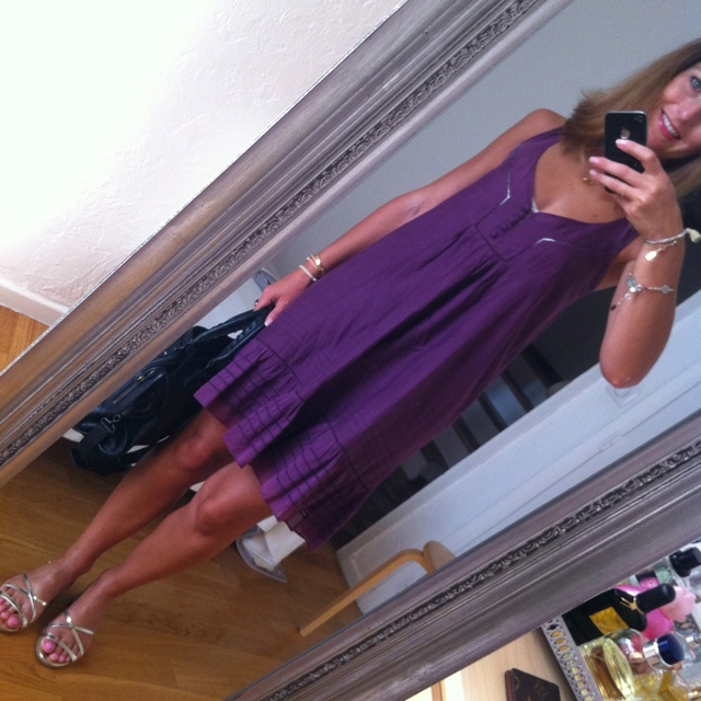 13/08/12 robe version face  robe violette