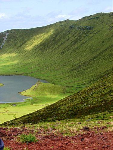 Monte Grosso, Ilha do Corvo, Açores