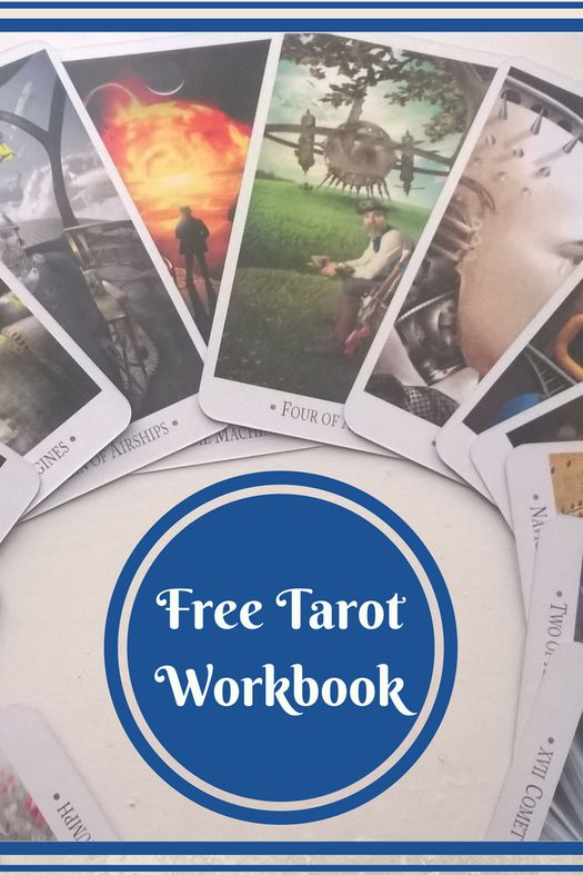 Free Tarot Reading Workbook