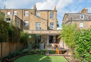 Great large London extension. And fantastic glazing.  www.methodstudio.london