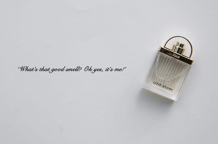 Fragrance is sooo crucial!