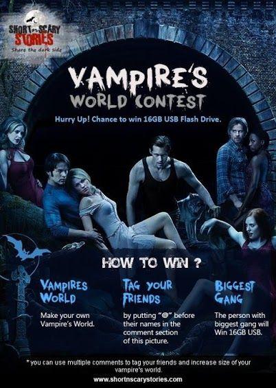 Vampire Theme.
