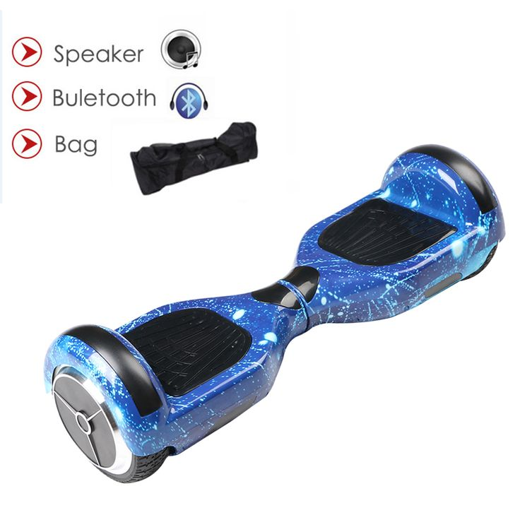 Hoverboards Self Balance Kick Gyroscoot Electric Scooter Skateboard Oxboard  Electric Hoverboard 6.5 inch Two Wheels Hover