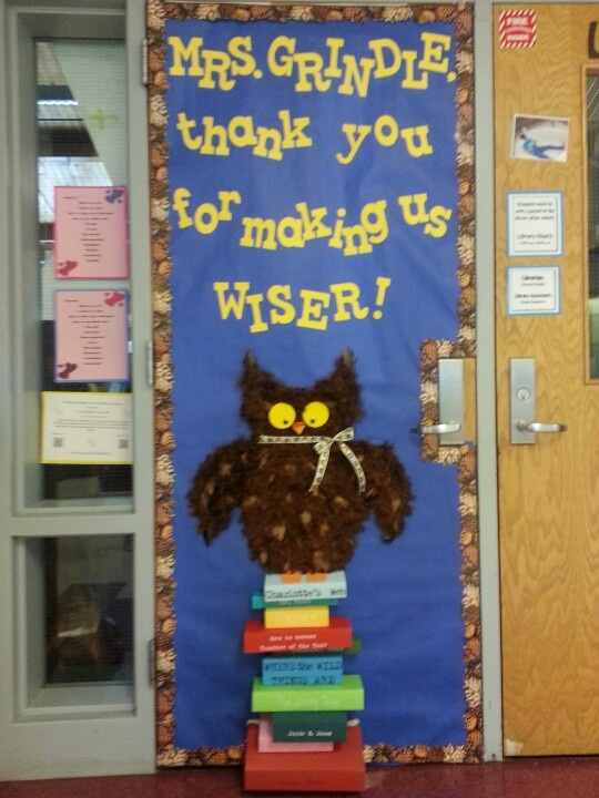 Teacher appreciation door decoration & 139 best teacher appreciation doors images on Pinterest | Classroom ...