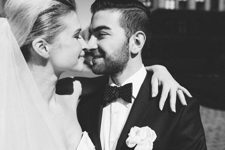Wedding photography in Copenhagen, Denmark