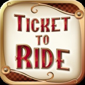 Ticket to Ride for iPad - Elegantly simple… 3 minutes to learn… tension building at every turn – definitely NOT your Father's train game!  Winner of Pocket Gamer 2012 Reader's Choice Award with over 3500 5 Star Reviews.: App Wishlist, Multiplayer Games, Fun App, Games App, Boards Games, Board Games, Current Time, Aplicaciones Ipad, Ipad App