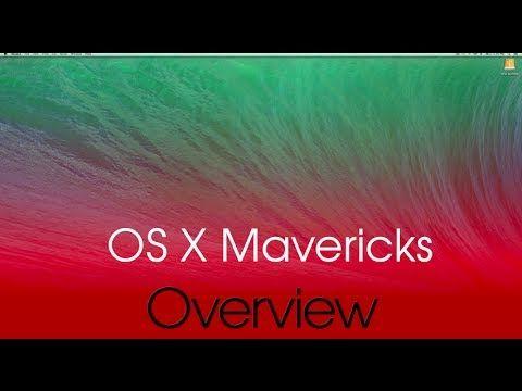 OS X Mavericks is out, walkthrough: iBooks, Maps, and more