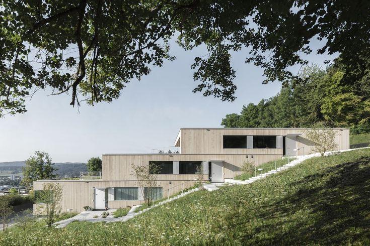 Peter Kunz Architektur landenberg . winterthur #architecture