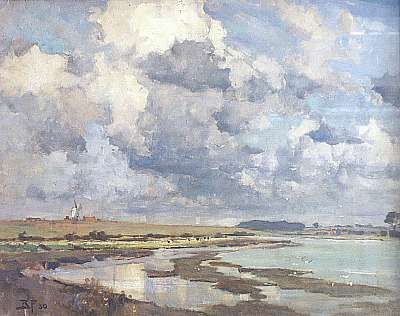 edward seago paintings - Google Search