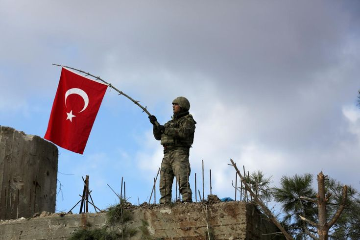 erdogan says turkey will clean entire syrian border