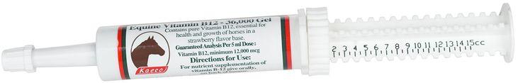 Equine Vitamin B12 36,000 Gel 15 ml