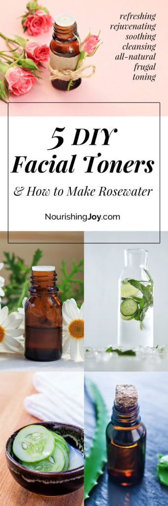 Homemade toners are an easy, frugal, and natural way to care for your skin. And when you make your own rosewater, your kitchen smells heavenly!