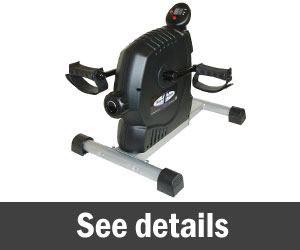 MagneTrainer ER Mini Exercise Bike Arm And Leg Exerciser. Space SaverMinisExercise  EquipmentOffice ...