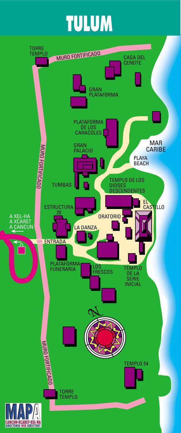 Best 25 Tulum mexico map ideas on Pinterest  Cancun map Cozumel