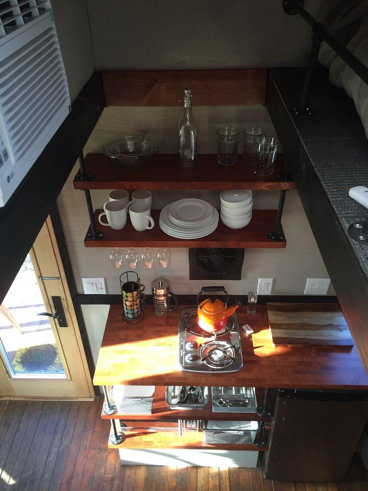 designer tiny house u2013 tiny house swoon - Tiny House Appliances