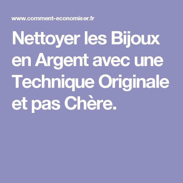 1000 Id Es Sur Le Th Me Argent Nettoyant Pour Bijoux Sur Pinterest Joaillerie Faire Soi M Me