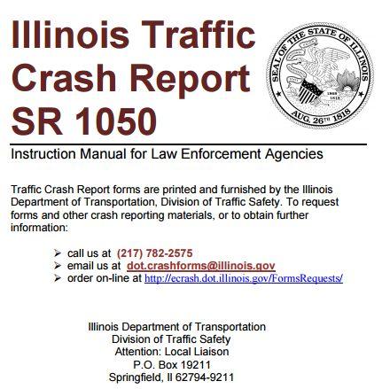 Illinois Motorist Report Motorist Report Writing Illinois
