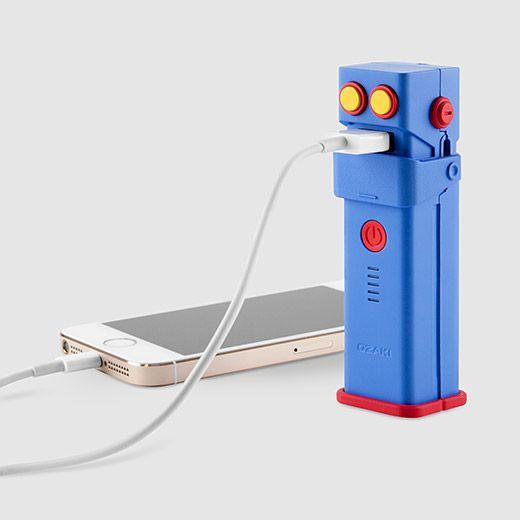 Robot Battery Pack | MoMA