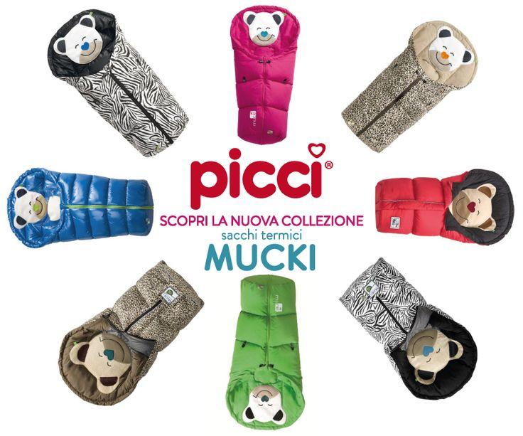 MUCKI® PICCI - NEW COLLECTION  www.picci.it