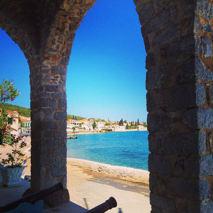 Spetses island!!!