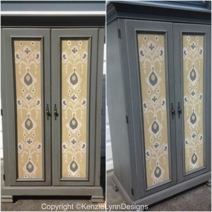 17 Best Images About Armoire Repurpose On Pinterest