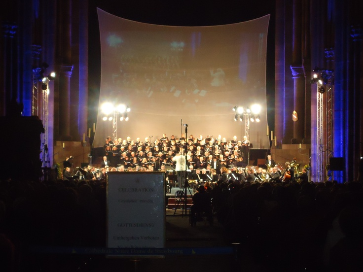 classical music in the Cathedral