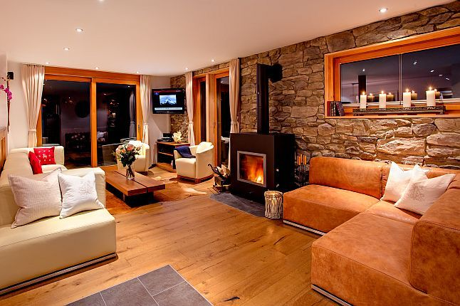 Luxury Catered Ski Chalet Accommodation in Zermatt Chalet Gemini | Zermatt Accommodation
