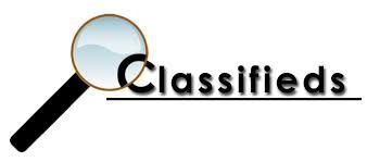 post your free #classified and find thousand of ads that meets your requirements.