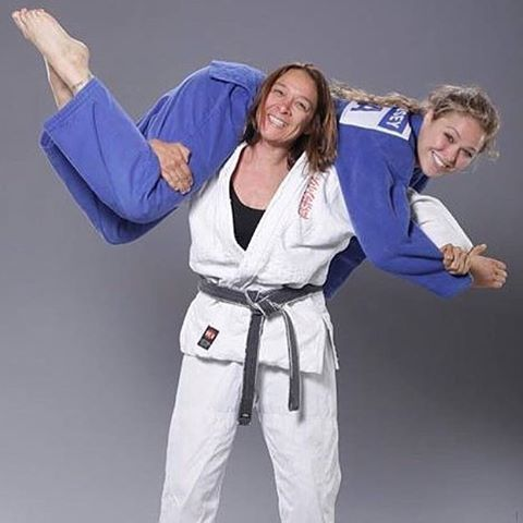 Ronda Rousey and her Mom : if you love #MMA, you'll love the #UFC & #MixedMartialArts inspired fashion at CageCult: http://cagecult.com/mma