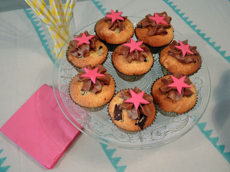 chocolat cupcake