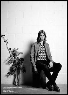 James Phillips para LUI Magazine Septiembre 2015 | Male Fashion Trends
