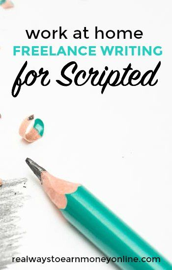 best lance writing images writing jobs review of scripted get paid to write from home