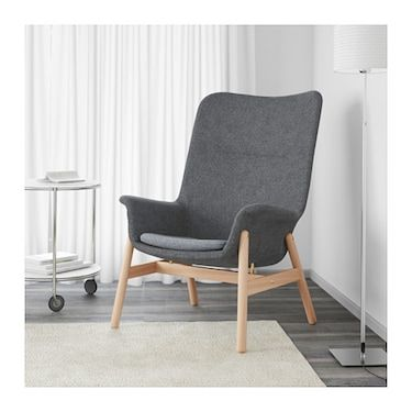 Ikea Vedbo High Back Armchair 10 Year Guarantee Read About The