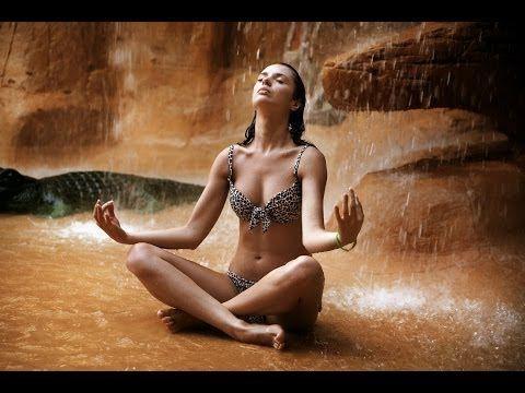 Meditation Deep Relaxation Music with 4.9Hz Binaural Brainwaves, Yoga Music, Spa Music ☯010 - YouTube