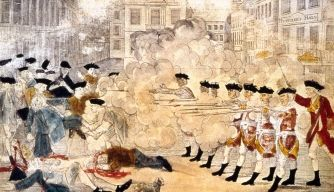 Boston Massacre, American Revolution