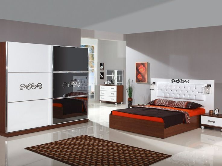 Bedroom furniture designs are so important to us. You can choose to purchase as a set of bedroom furniture. Bedroom furniture sets are becoming more compatible, compared to only furniture.