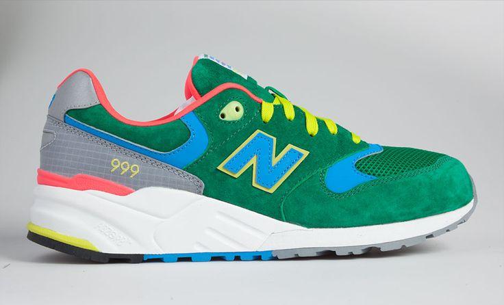 new balance 999 green