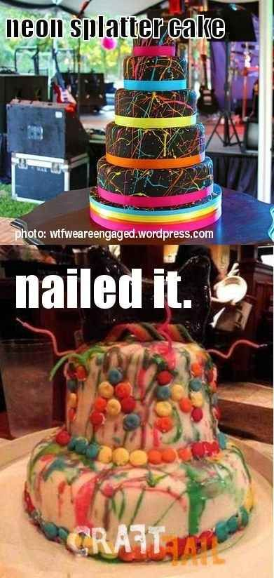 31 Horrendous Pinterest Fail Monstrosities - I don't normally pin these links but oh my goodness I was laughing so hard for some reason so I had too