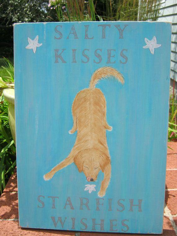 17 best images about golden retriever dog art   wooden