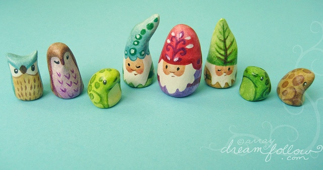 gnome goodness: Photos, Flickr, Gnome Goodness, Photo Sharing, Gnome Village, Rock, Craft Ideas, Crafts