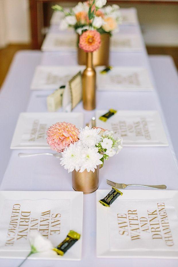 die besten 17 ideen zu tischdeko goldene hochzeit auf pinterest lila gold hochzeiten. Black Bedroom Furniture Sets. Home Design Ideas