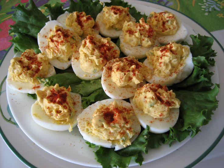 Foto recept: Di's overheerlijke gevulde eieren