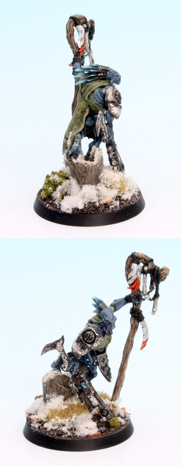 Great looking Kroot Shaper 2 - Tau Drop Troops - Page 9