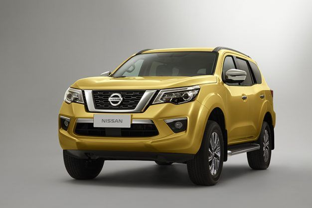 Terra Firma: Nissan Terra Body-on-Frame SUV to Launch in China This Spring