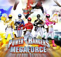 "Crunchyroll - VIDEO: ""Power Rangers Megaforce"" Teasers"