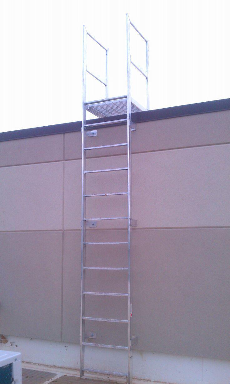 Related Image Ladder Aluminium Ladder Parapet