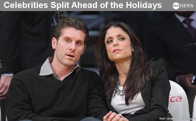It's less than a merry holiday season Bethenny Frankel and husband Jason Hoppy. Just before Christmas they announced they're calling it quits after almost three years of marriage. Story: http://abcn.ws/TqTkL0