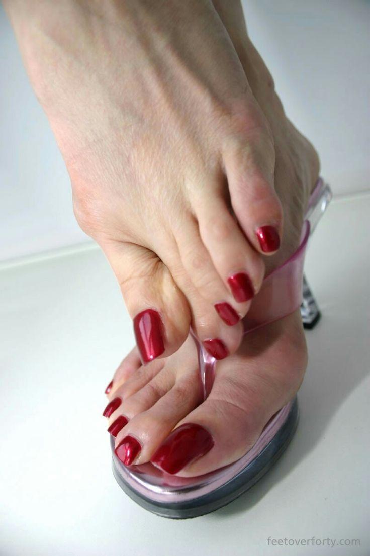 Pin De Pablo Aciar i modne fødder fødder af Matures Nice-9076