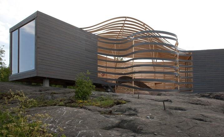 wooden design Helsinki